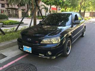Ford Tierra RS 2.0