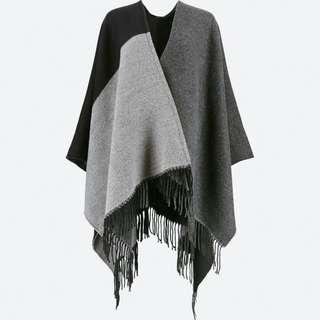 UNIQLO 2-WAY STOLE
