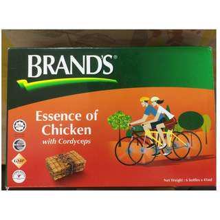 Cordyceps Essence of Chicken BRANDS | Expiry <dd mm yyyy> 03 06 2019