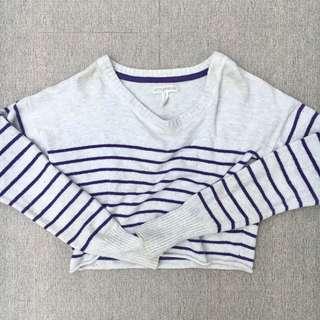 Aeropostale Knit Cropped Sweater