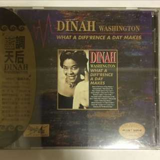 ( Top Music ) Dinah Washington - What A Diff'rence A Day Makes ( CD )