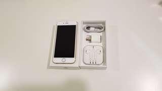 🚚 iPhone 6S 64G 金色 4.7吋 台積核心 九成新 盒裝&全新耳機 仍順暢使用 10.3.3