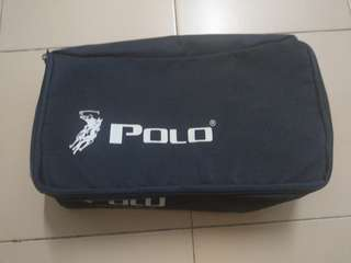 Polo Shoe Bag