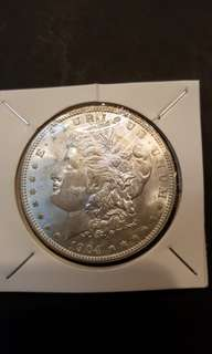 U.s Morgan silver Dollar. 1904-O