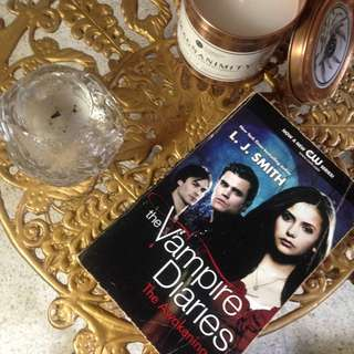 The Vampire Diaries (The Awakening)