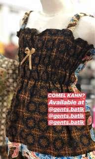 Lil Girl Batik/Batik Budak Perempuan