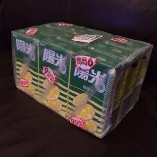陽光檸檬茶 9包裝