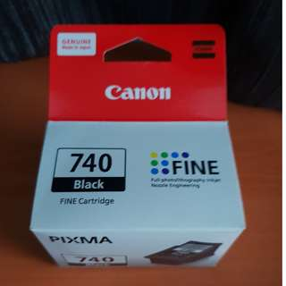 Original Canon Pixma 740 Cartridge