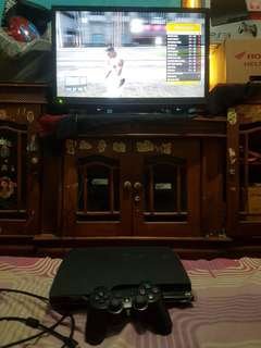 Ps3 slim + tv led 32""