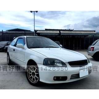 1999年- 本田- K8 買車不是夢想.輕鬆低月付.歡迎加LINE.電(店)洽