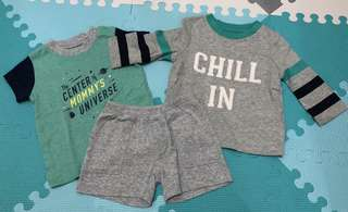 Pre-Loved Baby Boy Clothes