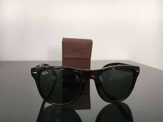 Ray ban foldable sunglasses