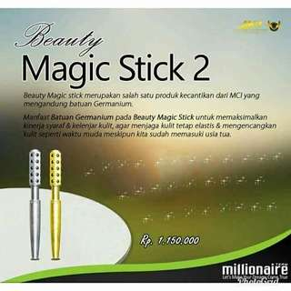 Magic stick2 (Silver only)