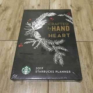 Starbucks 2017 Planner