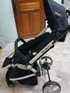 Stroller Sweet Cherry SCR5
