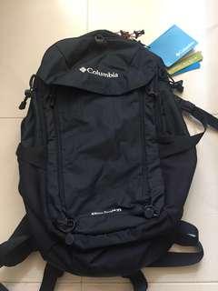 Columbia hike&outdoor backpack(深藍色)