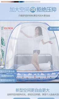 夏天蒙古包防蚊帳