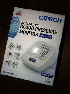 電子血壓計 OMRON HEM-7212