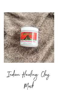 Indian Healing Clay Mask