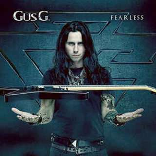 GUS G - Fearless White Vinyl - Limited
