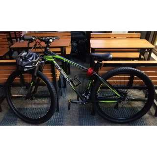 Rush Sale 29er Cubixx Mountain Bike