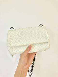 [Real! 90%new!] BV Bottega Veneta Chain Bag / Clutch!
