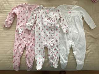 Next Baby Girl Pyjamas