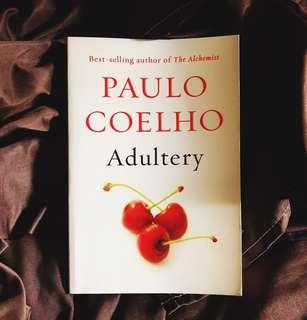 LAST PRICE! Adultery by Paulo Coelho