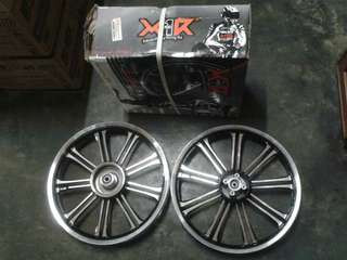 X1R Sport Rim Kriss-2 (prefix bearing and bushes)
