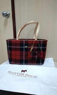 🚚 Scottish House 專櫃包<原價$5,980>
