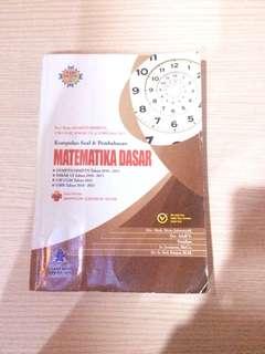 Buku SBMPTN GO kumpulan soal MATDAS