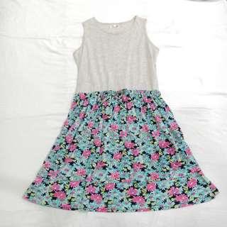 Floral Dress #july100