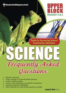 Science frequntly asked questions p5/6