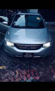 Honda Odyssey 2.4 Auto EXV Absolute