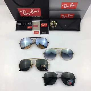 Ray Ban Sunglasses rb3561 general brand new full packages original made in Italy polarized $990