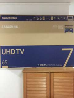 Samsung 65 Inches UHD TV Box (Box Only)