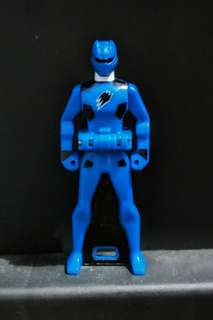 Ranger Key - Geki Blue / Blue Power Ranger Jungle Fury