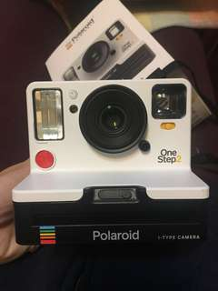 Polaroid OneStep2 i-type Camera 99%new