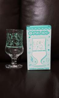 日本 Sanrio 一番賞夏日甜品篇~五獎玻璃杯
