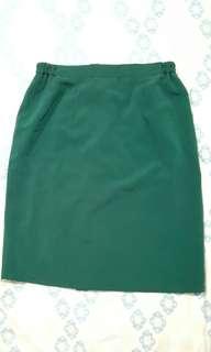 Green Skirt (#011) #maudecay