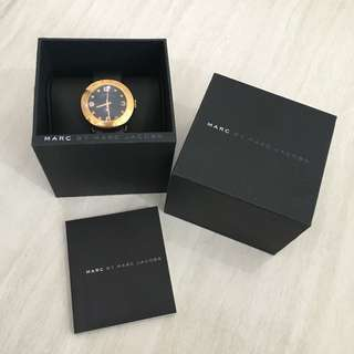 FLASH SALE !!! REPRICE FOR FAST DEAL !!! Marc By Marc Jacobs Watch (Woman Watch) (Branded) (100% Authentic) (Jam Tangan Wanita)