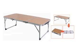 🚚 三折鋁合金折疊桌KK-789