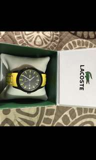 Lacoste Brand new watch