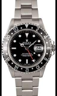 Rolex GMT master II 16710 2手