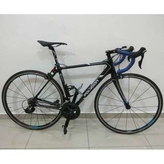 Polygon helios c6 full carbon road bike bicycle Excellent like new condition