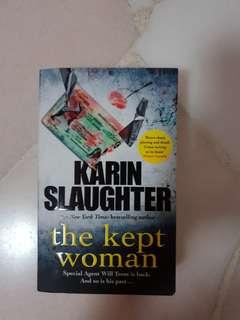 Fiction books - crime / thriller / mystery