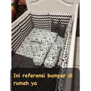 Bumper + Sprei bayi