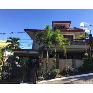 Pre owned House and Lot in Marville Antipolo near Ynares Center