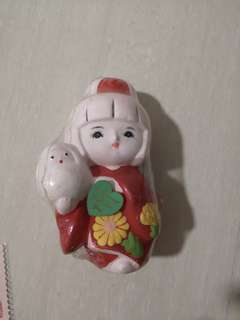 Japanese Decorative doll