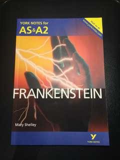 English Literature Frankenstein York Study Notes